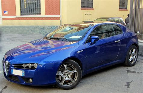 Alfa Romeo Brera Usa by Alfa Romeo Brera And Spider