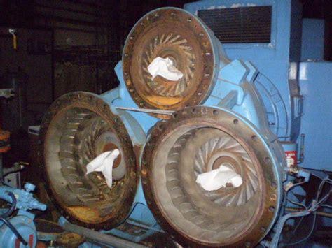 ingersoll rand centac  air compressors