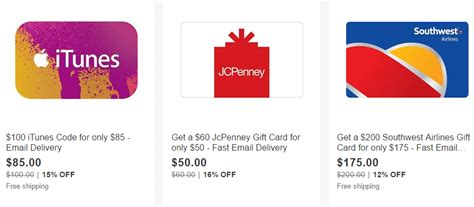 Earn Ebay Gift Card - ebay gift card roundup good deals on numerous brands 5x frequent miler
