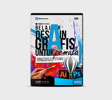 desain grafis fundamental store ilmuwebsite video tutorial buku web