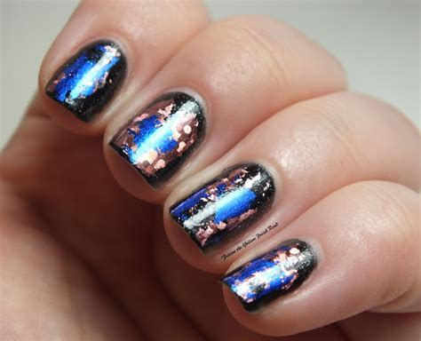 foil nail follow the yellow road born pretty mixed metal