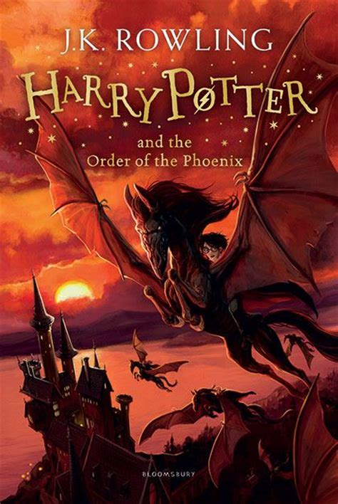 libro phoenix a complete harry potter and the order of the phoenix j k rowling bloomsbury children s books