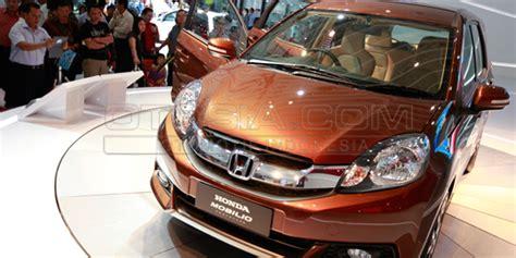 Mobil Ukuran Panjangim Mobil Brown honda 7 penumpang mobilio lebih panjang dari avanza xenia ertiga merdeka