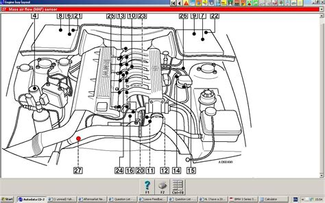 1999 bmw 540i engine diagram bmw 318i engine diagram