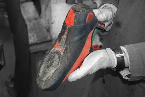 climbing shoe resoles the of resoling a climbing shoe