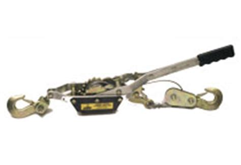 black rat 4wd 2 tonne wire rope puller lb wire ropes