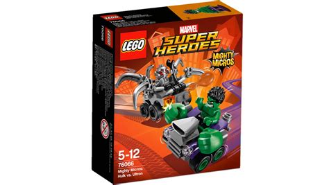 Lego Marvel 76066 Mighty Micros Vs Ultron Heroes lego marvel heroes mighty micros vs ultron 76066 mattonito