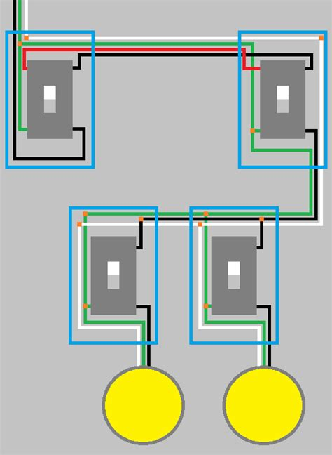 electrical how can i install 3 way switches that cut