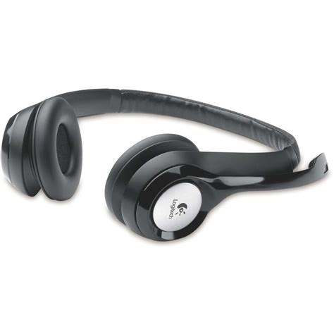 Logitech H390 Usb Headset Original logitech usb headset h390 price in india buy logitech usb headset h390 infibeam