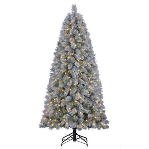 menards christmas tree boise