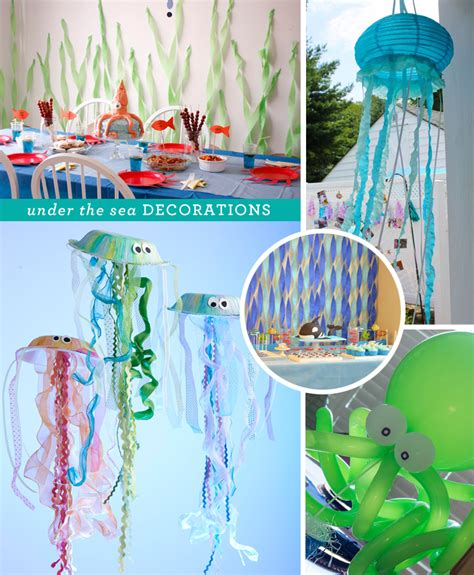 The Sea Birthday Decorations by The Sea Idea American Greetings