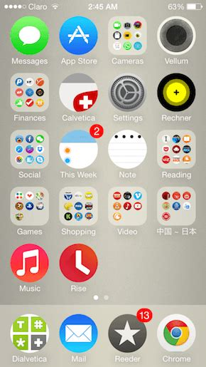 install themes jailbroken iphone install themes to give jailbroken ios 7 iphone a new look