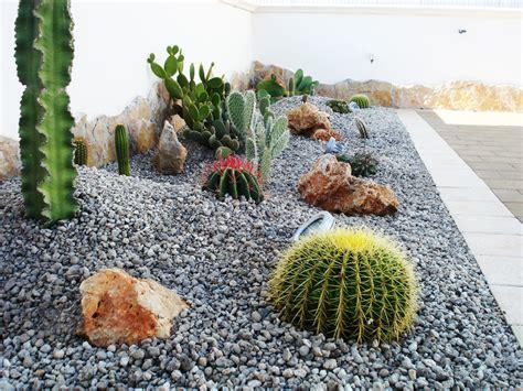 imagenes de jardines con cactus foto jard 237 n con cactus y suculentas 91493 habitissimo