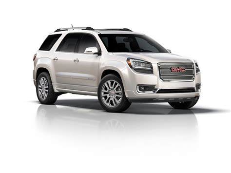 2015 gmc acadia prices reviews and pictures u s news world report