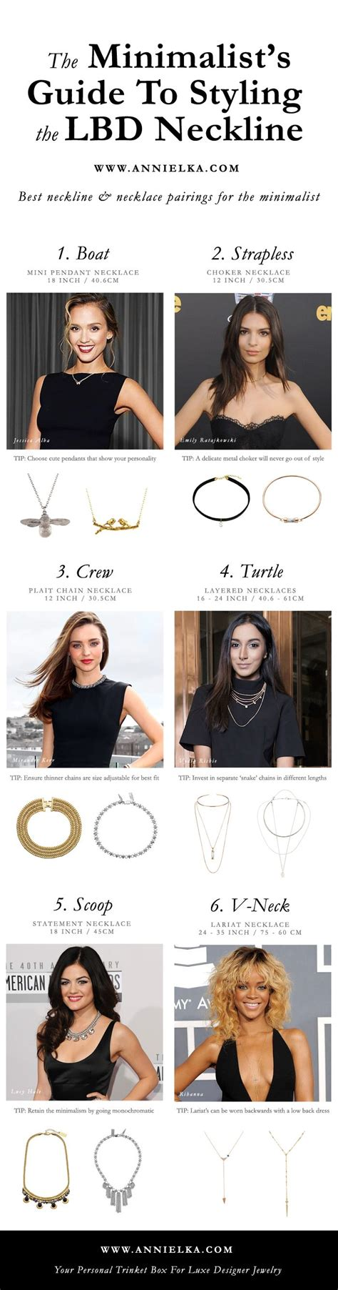 boat neck vs crew neck what necklace to pair with your neckline plunging
