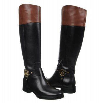 michael michael kors fulton harness boot in brown