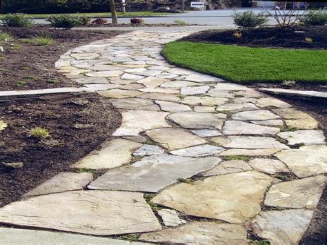 Design Ideas For Flagstone Walkways Brick Design Ideas Brick And Flagstone Walkways Flagstone Front Walkway Ideas Interior Designs