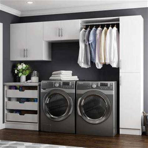 cabinets for a laundry room laundry room cabinets laundry room storage the home depot