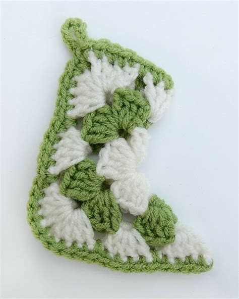 pattern for granny square christmas stocking pin by nicole johnson on crochet pinterest