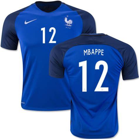 kylian mbappe jersey 2016 euro kylian mbappe france jersey authentic kylian