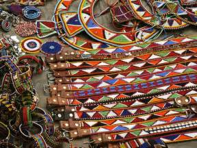 Types of traditional african jewelry msongo