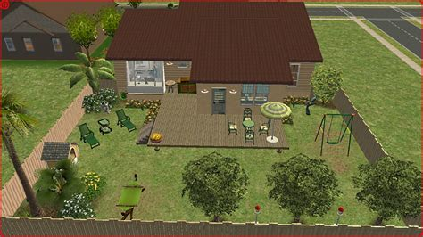 marley and me house mod the sims 23 marley drive based on the first florida