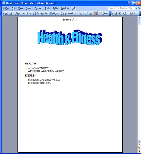 web layout view in ms word lmc csc 151 microsoft word 2003 reference views