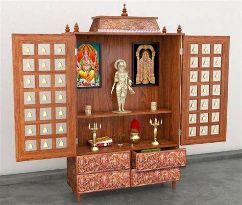 simple latest pooja room designs  wood styles  life