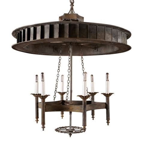 Commercial Chandeliers Industrial Chandelier At 1stdibs
