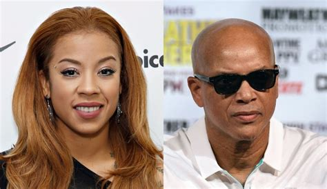 frankie lons family therapy keyshia cole s father virgil hunter and the relationship