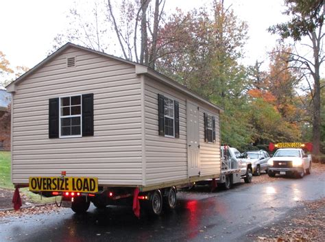 Shed Delivery Trailer by How To Get Ready For A Shed Delivery Byler Barns