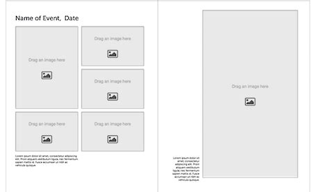 Book Ebook Templates Professional Easy To Use Blurb Blurb Photo Book Templates