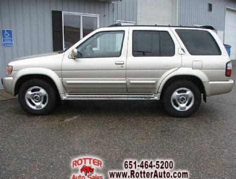 1999 infiniti qx4 suv for sale in forest lake mn under