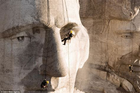 mount rushmore and eye cleaner shares experiences