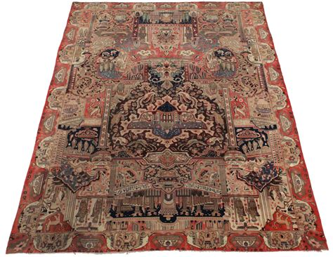 10 by 13 wool rugs 10 x 13 vintage kashan wool rug 12083 exclusive