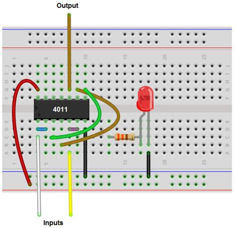 circuit to breadboard breadboard circuit schematic 28 images going from schematic to breadboard make electronics