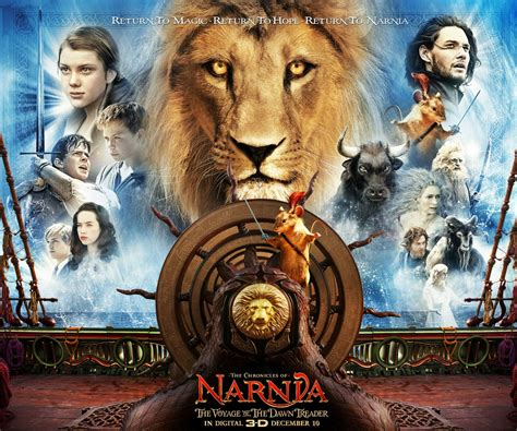 film narnia part 4 narnia 3 teaser trailer