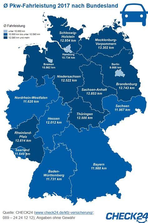 Check24 Motorrad Verkaufen by Kilometer Statistik Wer F 228 Hrt Wie Viel In Deutschland