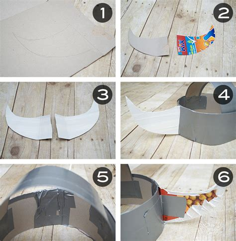 How To Make A Viking Hat Out Of Paper - 4 exciting and viking and crafts
