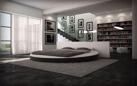 lit design rond un lit rond avec des formes harmonieuses