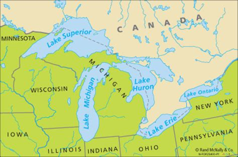 Great Lakes   United States and Canada