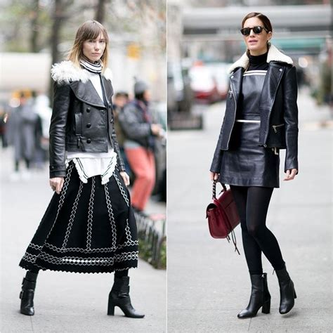 tvweek new style for 2016 2017 best street style looks from new york fashion week fall