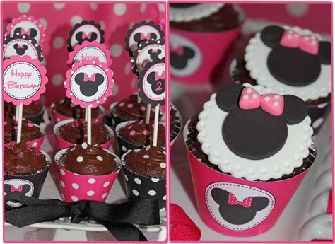 Minnie Decorations by Minnie Mouse Birthday Ideas Photo 1 Of 12 Catch