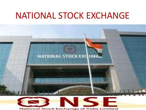 National Stock Exchange Mba Courses by National Stock Exchange Ppt