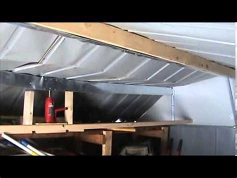metal shed roof repair