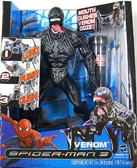 Hasbro 3 Venom ハズブロ 映画版 スパイダーマン 3 アクションフィギュア hasbro spider 3