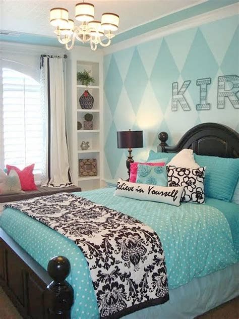 cute and cool teenage girl bedroom ideas decorating your