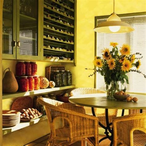 yellow kitchen decorating ideas 25 ideas for dining room decorating in yelow and green colors