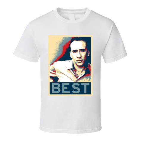 best nicolas cage nicolas cage best actor t shirt