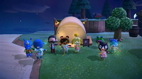 animal crossing  horizons tous les evenements en